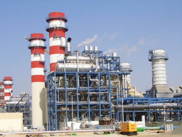 3D Laser Scanning for Transformers at Substations and Power Plants Stations. - Rabigh